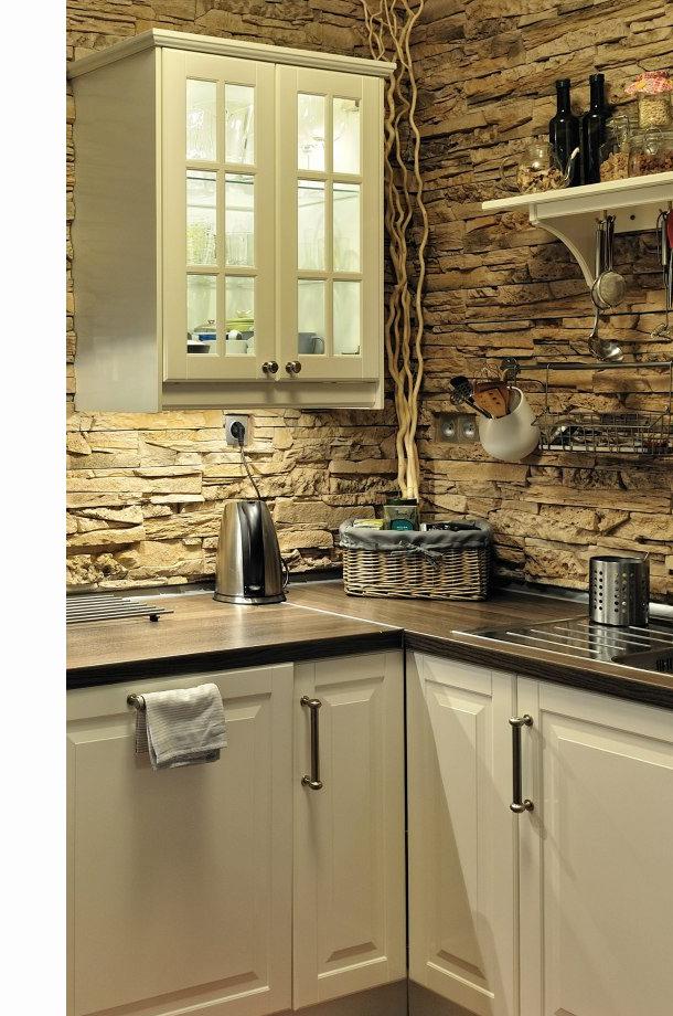13ca737ec12b Lze použít kamenné obklady i do kuchyně  Jak to bude s čistěním ...